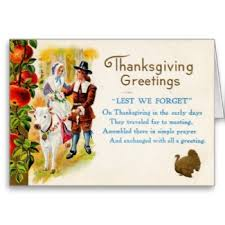 Share The Classical Sophistication Of Vintage Thanksgiving Greeting