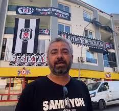 Fanatik Beşiktaşlıdan ilginç kutlama - Nazilli Haberleri | Nazilli Adalet  Gazetesi | Nazilli'nin güncel son dakika haberleri