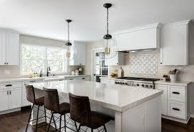 Small Picture New Fresh Off white Kitchen Design Home Bunch Interior