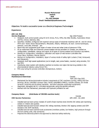 Senior Electrical Engineer Resume Sample Engineer Resume Template On Senior Electrical Field Sample For Study 23