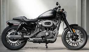 harley davidson unveils the sportster roadster blacked out