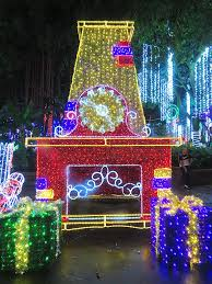 Largo Central Park Christmas Lights 2018 Some Of The 2018 Christmas Lights In Parque Sabaneta