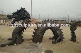dragon garden statues. Dragon Fiberglass Statue Wholesale, Suppliers - Alibaba Garden Statues