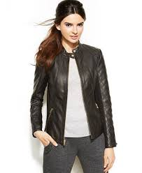 INC International Concepts Quilted Faux-Leather Moto Jacket ... & INC International Concepts Quilted Faux-Leather Moto Jacket Adamdwight.com
