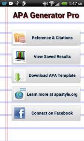 Apa Maker Free Free Apa Generator Professional Apk Download For Android