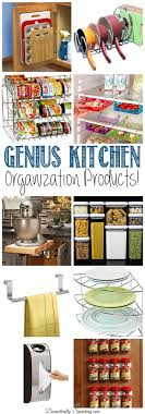 For Kitchen Organization Genius Kitchen Organization Products Domestically Speaking