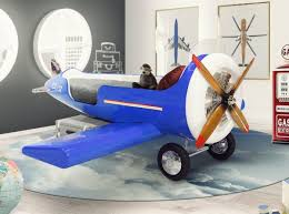 Awesome Airplane Themed Bedroom Ideas Your Kids Will Love