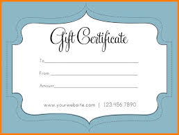 Download Gift Certificate Template 9 Gift Certificate Templates Free Download Pear Tree Digital