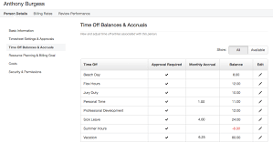 Time Sheet Online Data Export Timesheets Clicktime