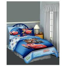 cars twin size 4 piece bed in a bag disney pixar bedding set home improvement loans cars bedding twin toddler set