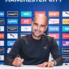 Pep Guardiola extends Manchester City stay to tackle 'unfinished business'  | Manchester City