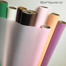 <b>60cm</b>*15yards/roll Flower Wrapping Paper Monochrome Kraft Paper ...