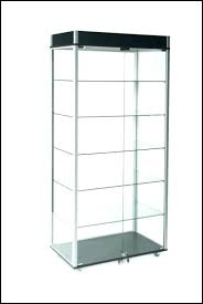 ikea glass cabinet glass display case glass cabinet for small wood display cases display cabinets