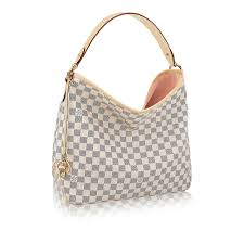louis vuitton delightful sizes. delightful mm damier azur in women\u0027s handbags collections by louis vuitton sizes