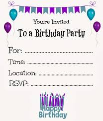Free Invitations Maker Online Free Online Printable Birthday Card Templates Invitation
