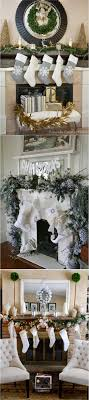 Christmas Mantle Decorating Ideas @styleestate | Mantle decorating ...