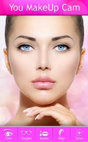 you makeup cam editor poster