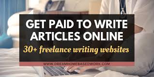 the best upfront pay online writing websites get paid upfront to write articles online 30 lance writing sites