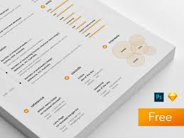 Sample Resume Template - Get Psd & Sketch Resume Templates