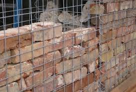 Small Picture Gabion Brick and Concrete Gabion1 UK