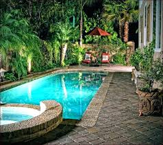 backyard designs with pool. Small Rectangle Pool Rectangular Dimensions Ideas Pictures . Backyard Designs With