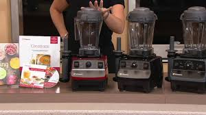 vitamix creations gc. Wonderful Vitamix Vitamix Creations GC 48 Oz 13in1 Variable Speed Blender On QVC For Gc C