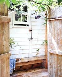 best outdoor showers ideas on pool shower outside faucets