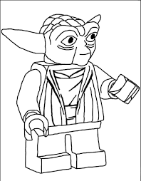 Print & Download - lego star wars coloring pages printable -