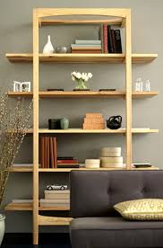 wood modern wood shelves