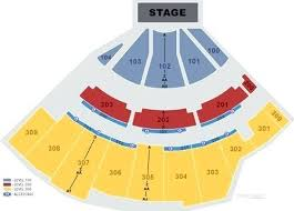 Cmac Virtual Seating Chart Cmac Seating Chart With Rows