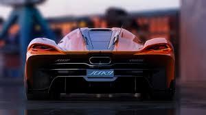 6 bugatti chiron pur sport. Koenigsegg Jesko Absolut Can Theoretically Do 330 Mph
