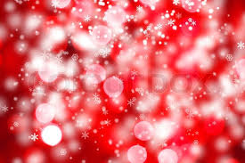 red snow christmas background.  Snow Abstract Background Of Christmas Red Lights With Snow  Stock Photo  Colourbox For Red Snow Christmas Background V
