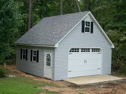 Amazing Sheds With Garage Door Ideas Wood Doors Formidable
