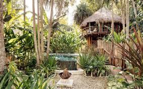 tree house resort. Mamole Tree House At Nihi Sumba Island Resort