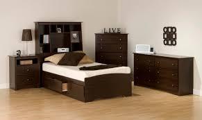 Small Night Stands Bedroom Espresso Nightstand Contemporary Bedroom