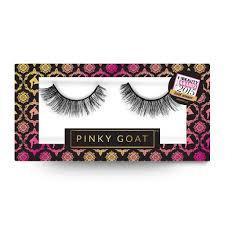pinky goat light weight reusable eyelashes