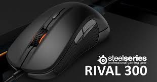 Обзор игровой мыши <b>SteelSeries Rival</b> 300 | Hi-News.ru