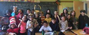 students truly enjo their literary day
