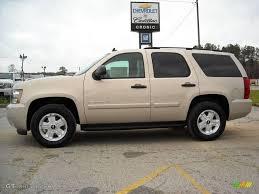 2009 Gold Mist Metallic Chevrolet Tahoe LS XFE #13176160 ...