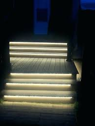 outdoor stairs lighting. Outside Stairs Lighting Custom Outdoor Stair Lights Led  S