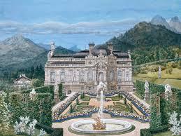 Bavarian Palace Administration Linderhof Palace And Park Palace