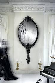Mirror Bathroom Rustic Bathroom Mirror With Unusual Frame