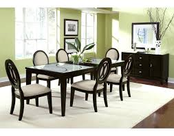 value city dinette sets round dining room sets for 6 round dining table set for 6