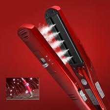 Kemei™ <b>Professional Steam Hair Straightener</b> – AlineWigs