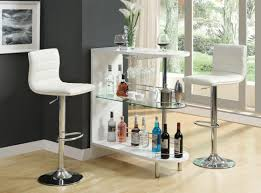 white home bar furniture. Cool Green And White Nuance Modern Home Bar Table Can Be Decor With Black Seat On Furniture E