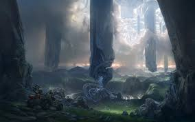 49+] Halo Concept Art Wallpapers HD on ...