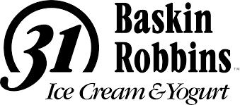 Baskin Robbins 3 Logo PNG Transparent & SVG Vector - Freebie Supply