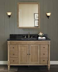 rustic modern bathroom vanities. Fairmont Rustic Chic 48\ Modern Bathroom Vanities A