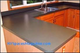 rust oleum countertop coating reviews kitchen paint counter top resurfacing before