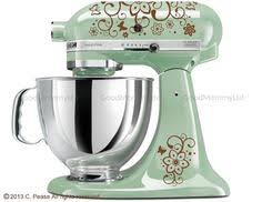 kitchenaid mixer color chart. kitchenaid mixer decals original flutterby design by goodmommyltd kitchenaid color chart